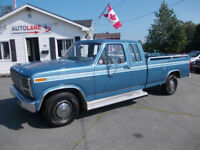 1980 Ford F150 Ranger ZERO RUST  Only 69000kms SUPER RARE Bedford Halifax Preview