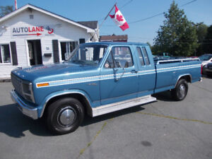 1980 Ford F150 Ranger ZERO RUST  Only 69000kms SUPER RARE