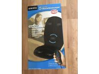 HOMEDICS 5 MOTOR BACK MASSAGER VGC