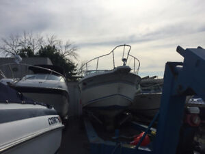 Project boats bowrider, cruiser, and centre console