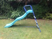 Toddler slide and swing - both for £25