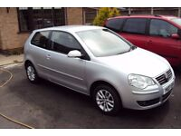 VW Polo 1.4TDI Low Miles, Excellent Condition, Two Previous Owners.
