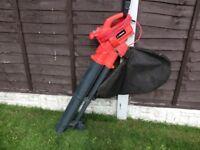 Garden blower/ vac forsale.