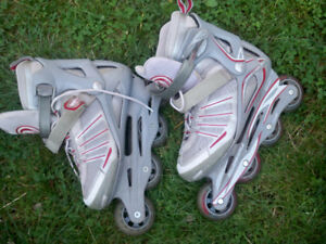 Rollerblade size 8 ( woman )