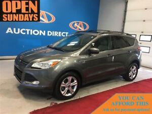 2014 Ford Escape SE LEATHER! HUGE SUNROOF! FINANCE NOW!