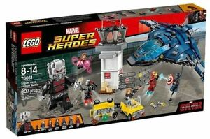LEGO SUPER HEROES: 76051 AIRPORT BATTLE (BRAND NEW, SEALED!)