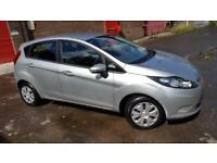 Ford Fiesta 1.6TDCi Diesel ( 95ps ) DPF 2010 Econetic