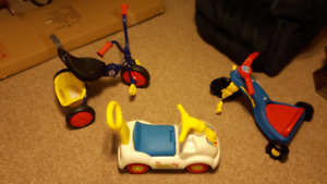 Toddler Riding Toys