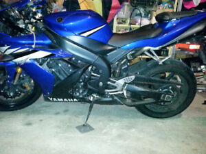 Yamaha R1 get it before the summer is gone.
