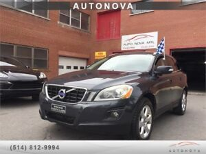***2010 VOLVO XC60***AUTO/AWD/CUIR/TOIT OUVRANT/IMPECCABLE