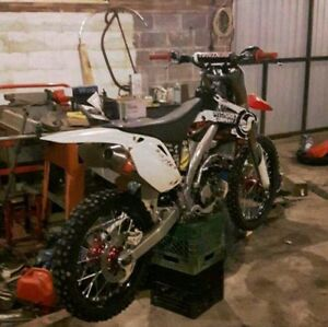 2005CRF450R   NEED GONE