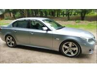 BMW 535d M Sport Saloon 355bhp Fantastic Car Extremely Quick