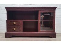 Silent Knight Tv Cabinet (DELIVERY AVAILABLE FOR THIS ITEM OF FURNITURE)