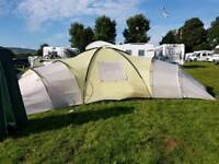 12 Man Tent and £400 Worth of Accessories