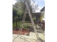 LARGE STEP LADDERS 2.3M BS 2037