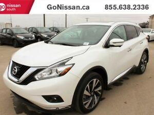 2016 Nissan Murano Platinum 4dr All-wheel Drive