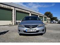 2007 Honda Accord 2.2 i-CTDi Sport TURBO DIESEL 6 SPEED FHSH 62 MPG ECO LOW TAX