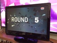 "TV Goodmans 22"" HD Ready Digital LCD TV LD2212 Built in Freeview"