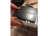 M-AUDIO amplifier