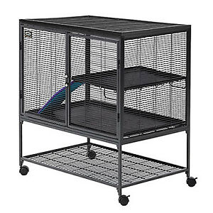 Critter Nation single unit stand (rat cage)