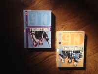 THE PROFESSIONALS BOX SETS DVD SERIES AND SERIES 2