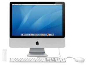 "iMac (20"", mid 2007), Keyboard, Mouse"
