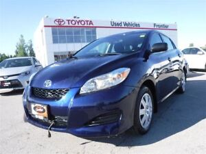 2014 Toyota Matrix TOYOTA CERTIFIED PRE OWNED