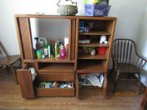 Entertainment unit/shelving