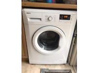 BEKO washing machine, 7kg capacity, A++ energy rating