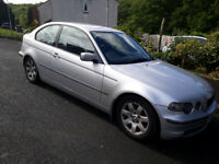 BMW 320 D COMPACT 2002