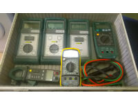 Electrical test gear
