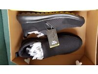 Lonsdale zink slip style trainers size 7 brand new