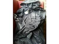 EA7 Emporio Armani Genuine zip hood top dark navy blue. Brand new £85
