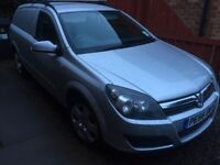 Vauxhall astravan 1.9cdti low mileage long mot in vgc no vat