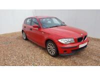 2006 06 BMW 1 SERIES 1.6 116I ES 5D 114 BHP