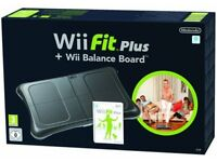 Nintendo Wii Plus and Balance Board