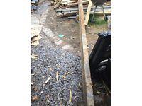 Reclaimed Steel beam
