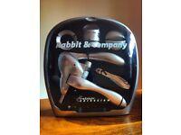 Rabbit & Company Corkscrew 6 Piece Set in Case