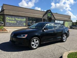 2014 Volkswagen Jetta Trendline+/CARPROOF CLEAN/HEATED SEATS/BLU