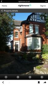 2 double bed flat to rent in Lytham St Annes