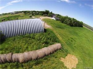 BEAUTIFUL HOME W/HUGE 80x32 QUONSET !! - Ste Anne