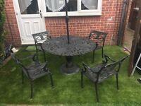 Antique Garden set