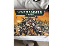 Job lot 1 of Warhammer models, paints, battle scenery and more!