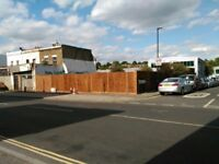 Land / Builders Yard to Let for Parking, Storage, Shipping Containers
