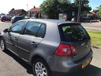 VW GOLF 1.6 FSI petrol , 2006 FULL SERVICE HISTORY , only 1 previous owner, ONLY 103000 miles