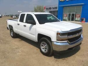 New 2017 Chev Silverado 1500 Base Level Work Truck 4WD 4Door