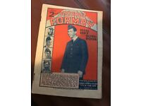 George Formby Big Hit song book 1939