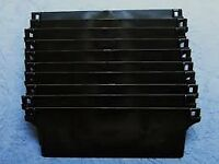 BLACK 3.5in (89mm) VERTICAL BLIND WEIGHTS (ALL NEW)