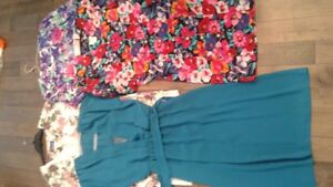 Summer dresses...new & like new! sz 9/10