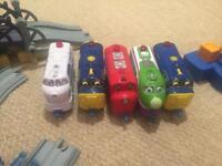 Chuggington interactive railway